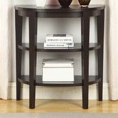 Found it at AllModern - <strong>Convenience Concepts</strong> Newport Console Tablehttp://www.allmodern.com/Convenience-Concepts-Newport-Console-Table-121099-CVC1410.html?refid=SBP