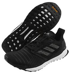 b84e0feb9 adidas Solar Boost Men s Running Shoes Black Fitness Gym Walking Outdoor  CQ3171  adidas  RunningShoes