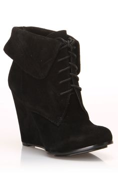 perfect winter bootie