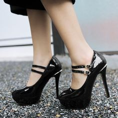 $47.50 (Buy here: https://alitems.com/g/1e8d114494ebda23ff8b16525dc3e8/?i=5&ulp=https%3A%2F%2Fwww.aliexpress.com%2Fitem%2F16-Sexy-Mary-Janes-Women-Pumps-Buckle-Strap-High-Heels-Spike-Heels-Platform-Shoes-Woman-Big%2F32593118384.html ) 16 Sexy Mary Janes Women Pumps Buckle Strap High Heels Spike Heels Platform Shoes Woman Big Size 32-43 Fashion Women Shoes AA550 for just $47.50