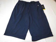 Polo Ralph Lauren men's shorts logo M Navy Blue soft & light lounge shorts NWT #PoloRalphLauren #loungeshorts