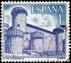 Castillo de La Jarandilla (Caceres)-1967