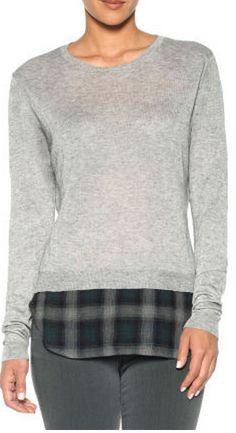 Azure Sweater by Joe's Jeans