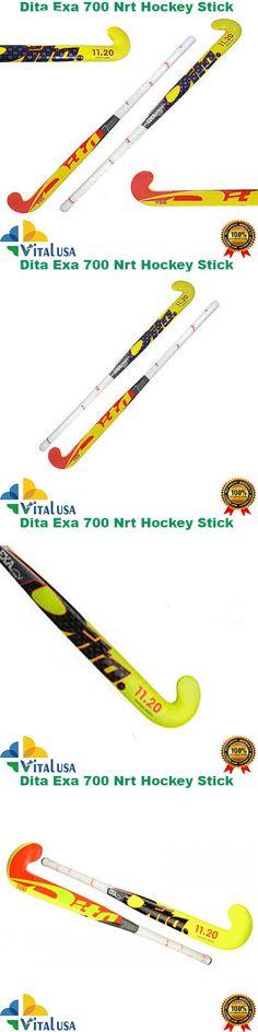 Field Hockey 4388: Dita Exa 700 Nrt Field Hockey Stick 36.5 Power Index 11.20 With Free Grip And Bag -> BUY IT NOW ONLY: $172 on eBay!