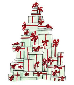 .Tower of gifts