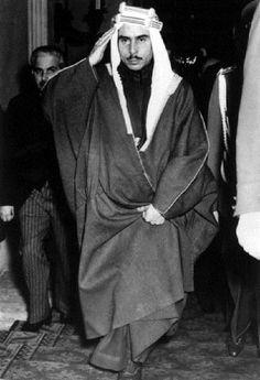 King Talal of Jordan (1909-1972) This was taken on 12 June 1952