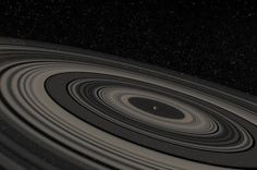Exoplanet With Gigantic Rings 200 Times Bigger than Saturn's Discovered | IFLScience