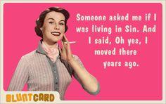 my blunt card
