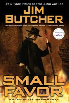 Small Favor  (Dresden Files, book 10)  by Jim Butcher