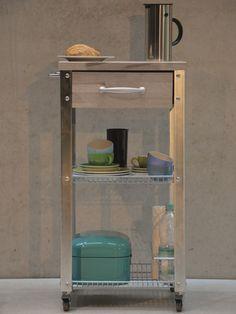 Jan Kurtz Küchenwagen Cook 45 / 60 / 100 kaufen im borono Online Shop