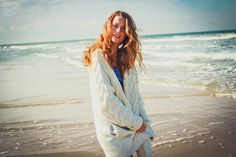 No Care in the World - beach shoot - Blog: Noukka Signe