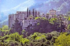 Northern Cyprus: Bellapais Abbey - Author: www.martin-liebermann.de - Print: www.deviantart.com/print/32078287/