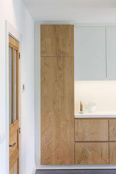 Kitchen Interior, Kitchen Design, Kitchen Decor, Cool Kitchens, Living Room Decor, New Homes, Layout, Interior Design, House Styles