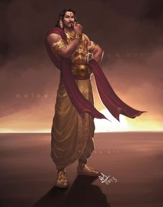 What happens when Anirudh Sainath portrays Hindu deities? See for yourself! 25 recreations of Hindu gods that will blow your mind. Character Inspiration, Character Art, Character Design, Character Portraits, Character Reference, Mythological Characters, Fantasy Characters, Epic Characters, Indian Gods