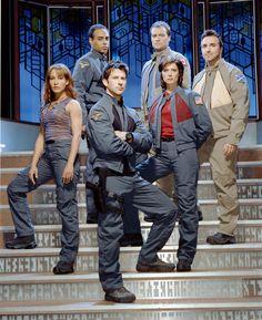 Stargate Atlantis Season 1 cast
