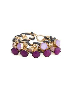 The Plum Bauble Bracelet by JewelMint.com, $29.99