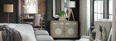 60 High-Texture Cabinets & Chests - Dering Hall