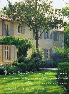 Vicki Archer - Mas de Bérard, Saint Rémy de Provence