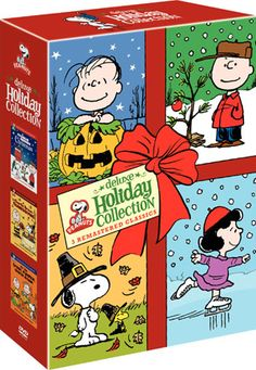 Charlie Brown Holiday!