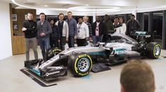 Mercedes AMG Petronas: Formula 1 Celebrations Vlog - From Malaysia To Brackley (VIDEO)