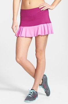 Nike 'Flirty' Dri-FIT Skort available at #Nordstrom