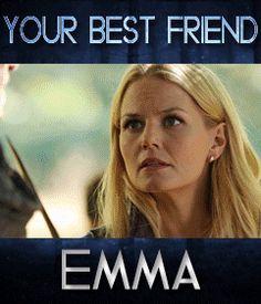 EMMA SWAN!