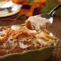 Thanksgiving...Here we come  Boston Market Copycat  sweet potato Casserole!!!