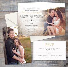 Photo Invitations