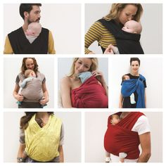 Baby Carriers Family  3 Tricotti, BB-Tai, , Organic, BB Sooze, BB-Sling, BB-Slen    Tricot Slen Cool. Babylonia Baby Carriers b316dd61397