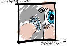Forget Google Glass, Lenses arrive iOptik | WWW.FRANCISORTIZ.COM Google Glass, Lenses, Forget