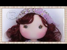 Tutorial: Aprende a hacer una muñeca Pepita articulada - YouTube