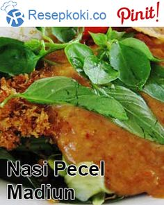 Nasi Pecel Madiun