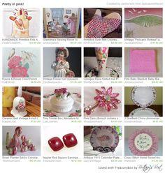 Treasury Pretty In Pink