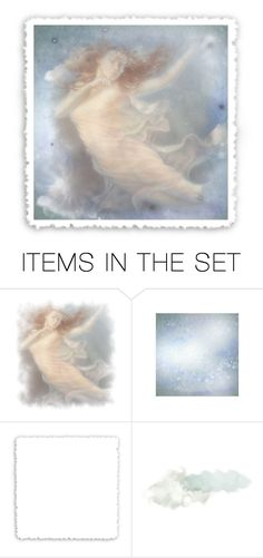 """""""She watches over you everyday"""" by barebear1965 ❤ liked on Polyvore featuring art"""