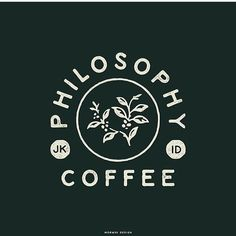 coffee logo Gorgeous simple logo design for coffee company - Coffee Icon - Ideas of Coffee Icon - Gorgeous simple logo design for coffee company Web Design, Design Logo, Badge Design, Branding Design, Type Design, Food Branding, Coffee Branding, Coffee Packaging, Business Branding