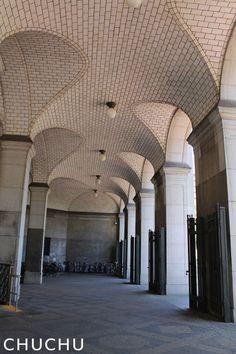 Chambers Street Subway Station