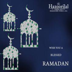 Greetings on the auspicious day of Ramadan from the House of #HazoorilalBySandeepNarang  #HazoorilalCelebrates #Ramadan #IndianJeweller #BridalJewellery #JewelleryAddict #Hazoorilal