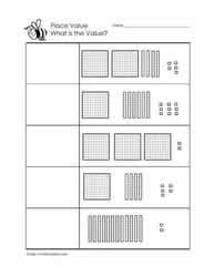 1000+ images about Place Value on Pinterest | Place Value Blocks ...