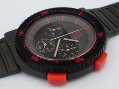 Original Seiko 7A28 6000 watch