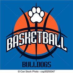 Super Ideas For Basket Ball Clipart Bulldogs Logo Basketball, Bulldogs Basketball, Basketball Equipment, Basketball Tricks, High School Basketball, Basketball Design, Basketball Uniforms, Wildcats Basketball, Football