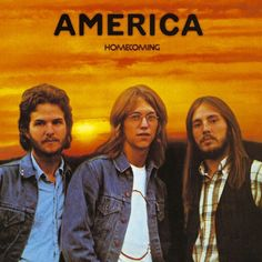 "'America' became a musical sensation during 1972, scoring no.1 hits and winning a Grammy for best new musical artist. Their recording success stretched throughout the 1970s; some of the band's best known songs are ""A Horse with No Name"", ""Sister Golden Hair"" (both of which reached No.1). George Martin produced seven of their albums."