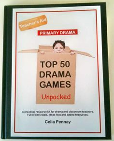 Top 50 drama games kit is the ultimate in teacher resources and drama lesson plans. Never be caught short again for drama games ideas for kids of all ages. Drama Games For Kids, Drama Activities, Writing Activities, Theatre Games, Teaching Theatre, Teaching Kids, Children's Theatre, Drama Theatre, Musical Theatre