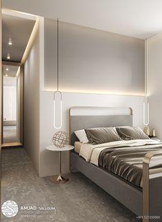 Bedroom Tv Wall, Bedroom Bed, Bed Room, Hotel Bedroom Design, Design Hotel, House Design, Tv Wall Design, Interactive Design, Decoration