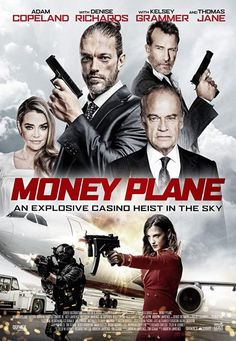 Money Plane Netflix Movies, Hd Movies, Movies To Watch, Bollywood Movies Online, Latest Hindi Movies, Most Popular Movies, Great Movies, Thomas Jane Movies, Movie Trailers