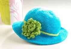 Sombrero al crochet - Tiempo Libre - Wiki - Tiempo Libre - Biensimple.com d74c494e219