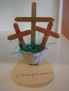 Easter Christian craft