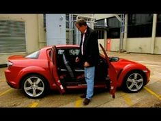 Mazda RX8 review - Top Gear - Series 3 - BBC