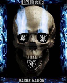 Oakland Raiders Fans, Raiders Stuff, Raider Nation, 4 Life, Madness, Las Vegas, Black, Display, Black People