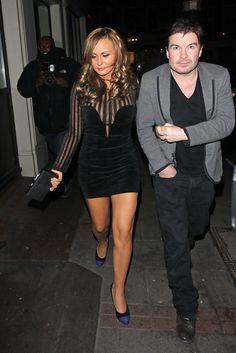 Chanelle Hayes Little Black Dress - Chanelle Hayes Looks - StyleBistro