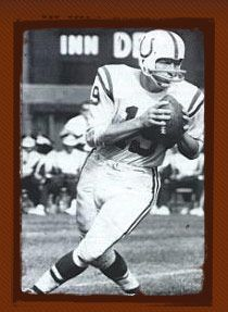 Baltimore Colts Hall of Fame History, Colts Hall of Famers and Baltimore Football History